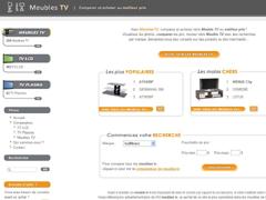 Meubles pour télévision