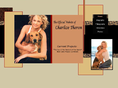 Site Officiel Charlize Théron