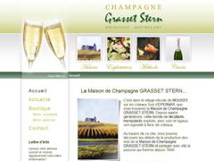 Champagne Grasset Stern