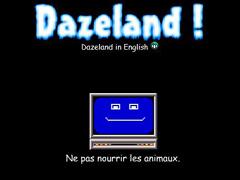 Vieux jeux vidéos - Dazelande