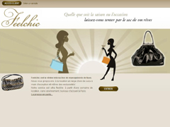 Feelchic - Location de sac