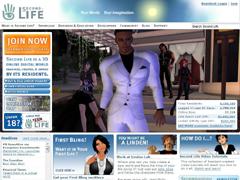 Le Monde Virtuel de Second Life