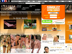 Site Ile de la Tentation