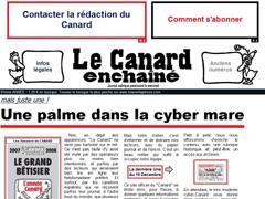 Journal satirique - Le Canard Enchainé