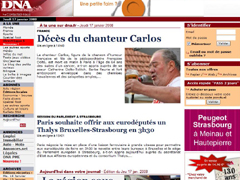 Dernières Nouvelles d'Alsace - DNA