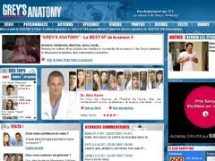 Série TV - Greys Anatomy