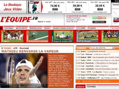 Journal Sportif L'Equipe