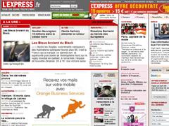 L'hebdomadaire l'Express