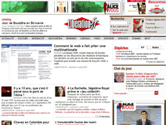 Quotidien de Gauche  Libération