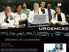Série TV - Urgences