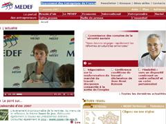 Mouvement des Entreprises de France - MEDEF