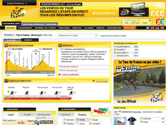 Site Officiel du Tour de France