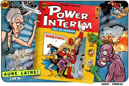 BD internet : Power Interim