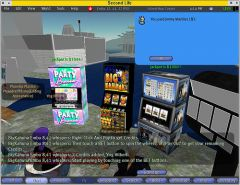Casino virtuel sur second life