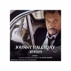 Johnny Hallyday sort un CD Always