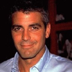 Georges Clooney amoureux