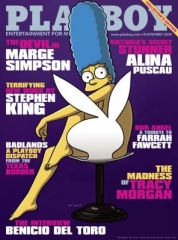 Marge Simpson nue