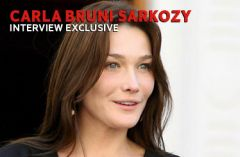 Interview suisse de Carla Bruni-Sarkozy