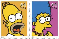 Timbres Simpsons
