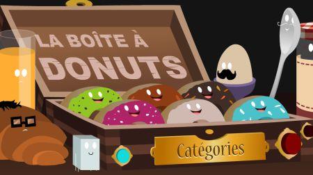 Le boîte à Donuts