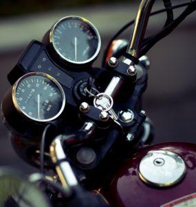 compteur moto